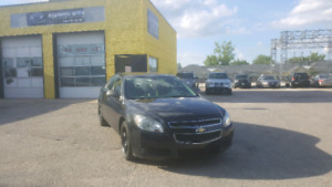 Clean title !! saftied 2012 chevrolet malibu