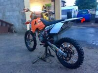 Ktm sx125 up for sale or swap