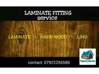 Laminate flooring fitter - The property doctors