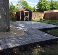 Interlock Concrete Driveway Interlock Paving Patios Walkways