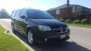 2015 Dodge Grand Caravan Crew Plus Minivan, Van