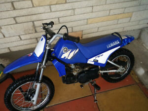 2003 yamaha pw 80 excellent condition!