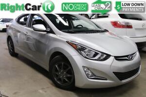 2015 Hyundai Elantra GLS $0dwn/$104bwk - No Credit Checks!