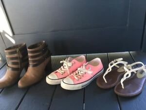 Brand name shoes!