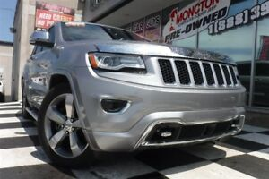 2014 Jeep Grand Cherokee Overland | NAV | Heated Seat | Backup C