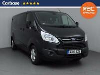 2015 FORD TRANSIT CUSTOM 2.2 TDCi 100ps 290 Long Wheelbase FWD Low Roof Van