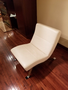 Barcelona Style Leather Chair