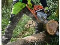 Chainsaw: Boots, Trousers, Jackets, T-Shirts & Gloves – Ultimate PPE, Safety & Workwear!