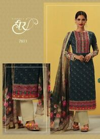 KIMORA HEER VOL-27 WHOLESALE CASUAL ETHNIC SUITS