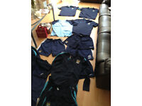 Manchester City Football Club Various Pieces Of Kit (Lots Please See Description)