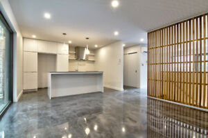 Petite-Patrie / Grand 3 chambres sur 2 niveaux + STAT- NEUF