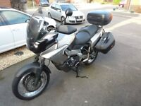 Extra low milage Aprilia Caponord ETV 1000 in superb condition