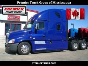 2013 Freightliner Cascadia All New Michelin Tires, New DPF's