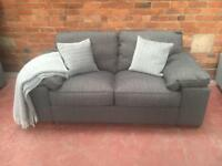 NEXT New Graphite Grey Sofa - Can Deliver