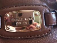 REAL Michael Kors brown bag