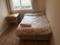 Big double room, Gurney Road, Stratford, beautiful shared house with bills included