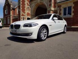 BMW 520D Efficient Dynamics 2012