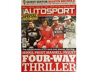 Formula 1 Magazine Collection