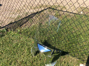 2 Windshields in out of box condition