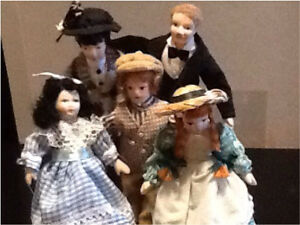 Anne of Green Gables- Figure set