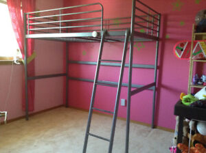 IKEA loft bed. Like new