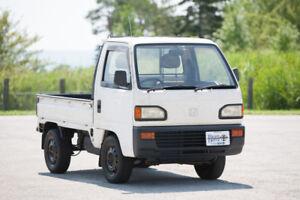 Honda Acty JDM RHD mini-truck Pickup Truck Certified . Finance!