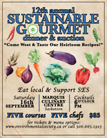 12th Annual Sustainable Gourmet