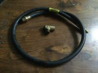 Cooker hose