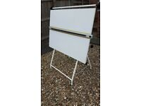 A0 Size Draughtsman Drawing Board, Folding Frame, Tilting Function With Slide Rule - Can Deliver