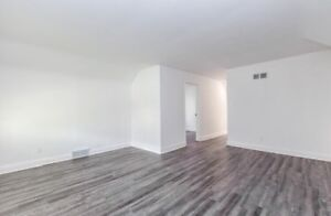 New 1 One Bedroom + Den Downtown Upper Apartment