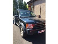 Land Rover Discovery 3 LHD Imported from Dubai petrol 4.4 V8 HSE 300 bhp