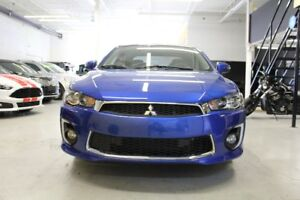 2016 Mitsubishi Lancer SE LTD AWC Automatic Only 9049kms 1 owner