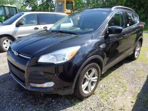 2014 FORD ESCAPE AWD SE / AWD / BLUETOOTH / CRUISE / SRIUSXM / A