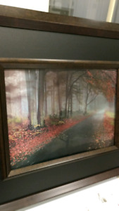Amazing holographic picture
