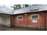 large warehouse/ storage to rent in Lockerly Romsey, 3 large rooms,kitchen and toliet