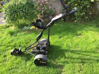 Powakaddy electric golf cart