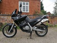 BMW F650. Black. Excellent condition
