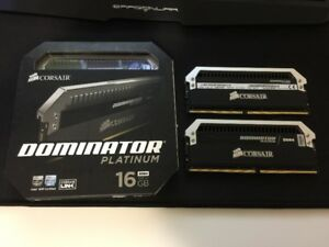 Memoire DDR4 4X 8 gigs 3000MHZ