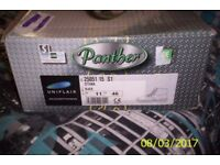 Panther ,25051 15 S1, Safety boots ,Ottawa ,black ,UK 11 -EUR 46 ,Made in Italy