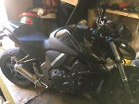 2009 black cb 1000r