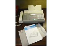 FAX machine - Sharp FO-2100