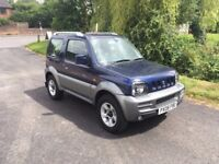 Suzuki Jimny JLX Plus - Lovely condition - Complete service history - New MOT with no advisories