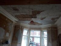 Plasterer looking for work,reliable & fair priced