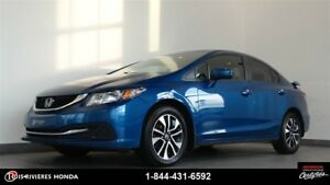 2014 Honda Civic EX mags toit ouvrant