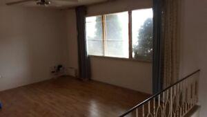 3 bedroom 2 bath main floor with garage