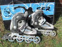 SFR Lady Inline Skates - Size 5