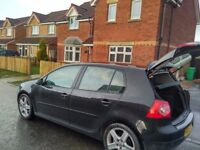 VOLKSWAGEN GOLF 2.0 GT TDI 140 DIESEL DRIVES GREAT NO ISSUES MOT READY TO DRIVE AWAY
