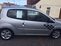 2010 Renault Twingo 1.2 Dynamique £30 Tax, For next 7 days willing to sell for £2000