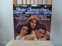 Silver Convention Vinyl LP
