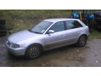 Audi A3 turbo diesel for sale